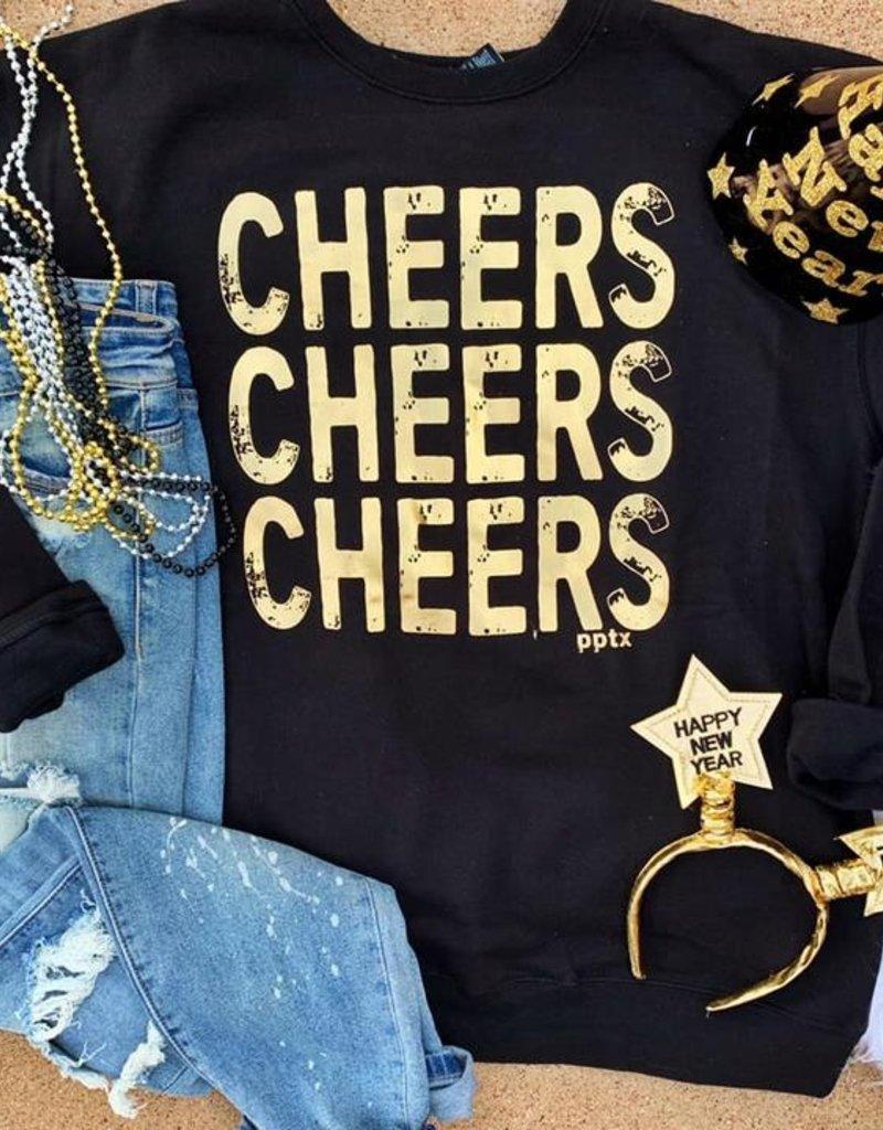 Cheers Cheers Cheers Sweatshirt