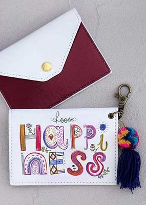 Choose Happiness Card Holder