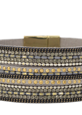 Erimish Steel Bracelet
