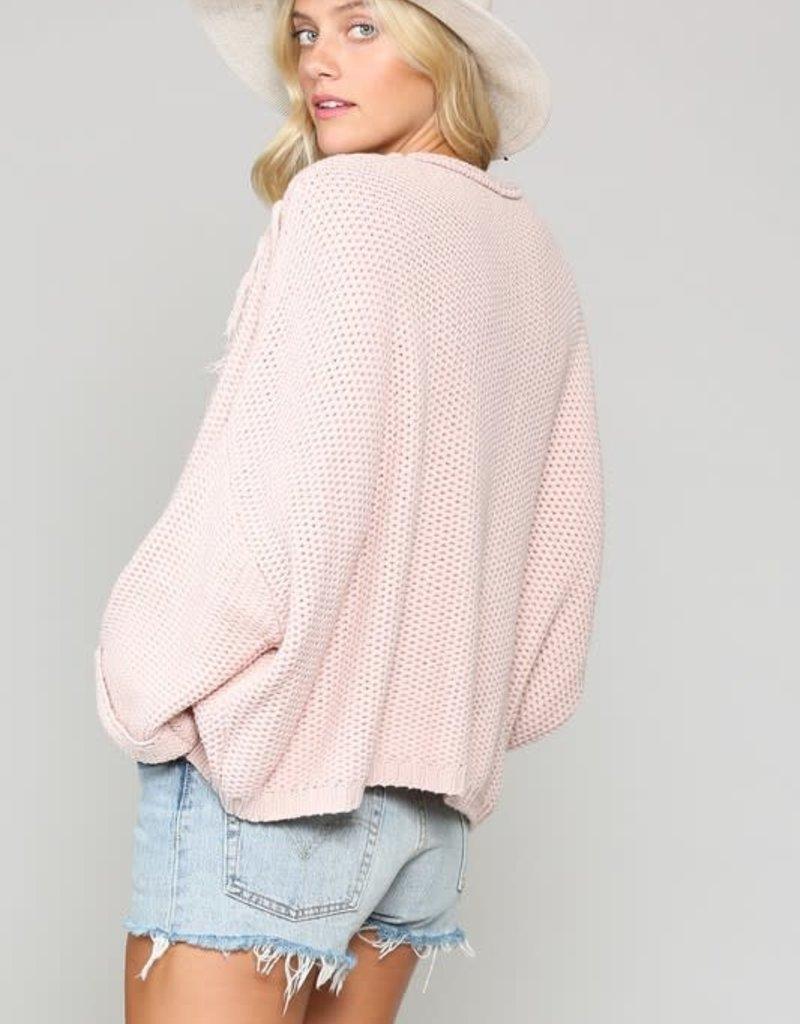 Ballet Oversized Pullover