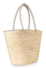 Sofia Straw Basket  Bag