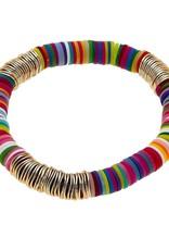 Emberly Color Block Bracelet Multi