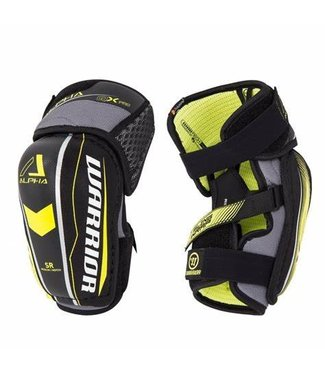 Warrior Hockey Alpha QXPro Jr Elbow Pads