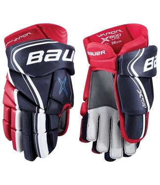 Bauer Hockey - Canada S18 Vapor X800 Lite Jr Gloves
