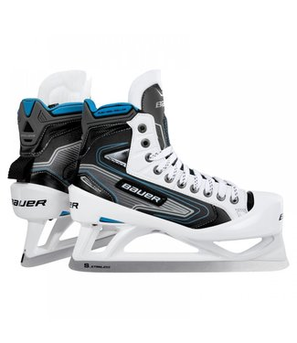 Bauer Hockey - Canada Bauer Reactor 7000 Goal Skate Sr-