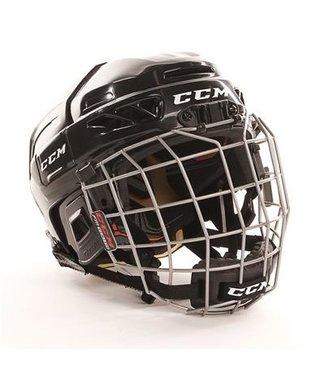 CCM Hockey - Canada CCM FITLITE FL3DS Yth Helmet Combo