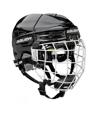 Bauer Hockey - Canada Bauer RE-AKT 100 Yth Helmet Combo-