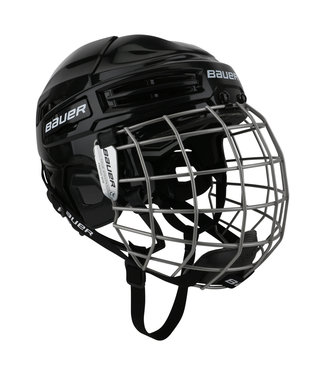 Bauer Hockey - Canada Bauer IMS 5.0 Helmet Combo-