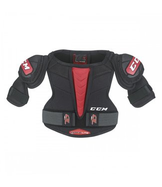 CCM Hockey - Canada SPQLT Quicklite Shoulder Pads Yth -
