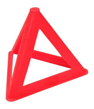 """Triangular Cone 7"""" Orange"""