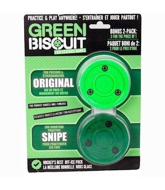 Green Biscuit Bonus 2-pack