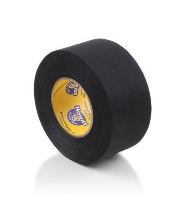 "Howies Hockey Inc Howies Black Cloth Stick Tape 1.5""x15yd"