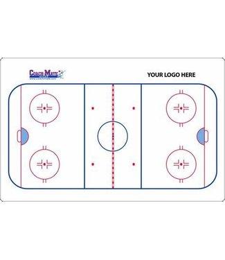 CoachMate Hockey Clipboard Board