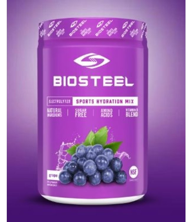 BioSteel Sports Supplements Grape BioSteel High Performance Sports Drink (315g)