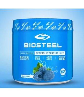 BioSteel Sports Supplements BioSteel High Performance Sports Blue Raspberry Drink (140g)