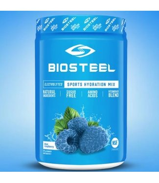 BioSteel Sports Supplements Blue Raspberry BioSteel High Performance Sports Drink (315g)