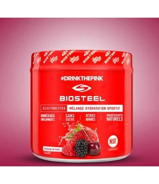BioSteel Sports Supplements BioSteel High Performance Sports Mixed Berry Drink (140g)