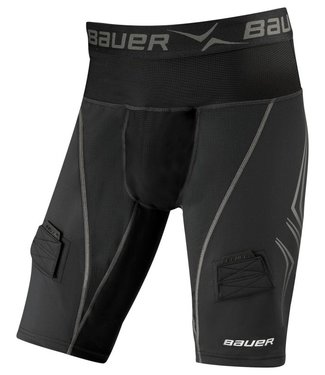 Bauer Hockey - Canada Bauer NG Premium LockJock Short SR-