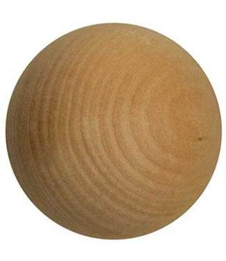 """CCM Hockey - Canada Wooden Swedish Stickhandling Ball 2"""""""
