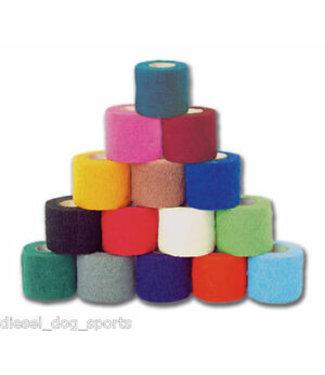 Blue Sports Power Flex Cohesive Tape