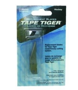 Blue Sports Replacement Blade for the Tape Tiger 5/pack