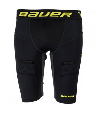 Bauer Hockey - Canada Bauer Premium Comp. Jock Short YTH-