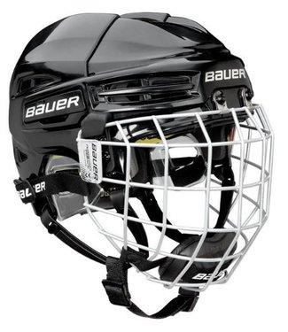 Bauer Hockey - Canada BAUER RE-AKT 100 YOUTH HELMET BLK YTH