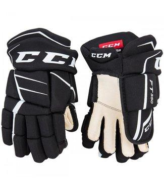 CCM Hockey - Canada HG350 JS JR 12 BLACK/WHITE