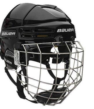 Bauer Hockey - Canada re-akt 75 Helmet Combo - Nav (T1) WHT M