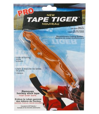 Blue Sports Tape Tiger