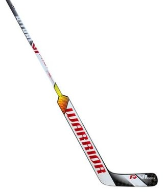 Warrior Hockey Ritual V1 PRO+ Goal Stick - Blk/Wht/Red