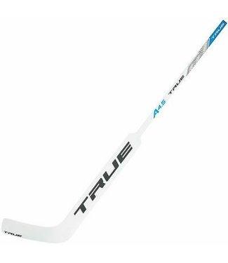 True Hockey True A4.5 Foam Core Goal Stick White/Blue