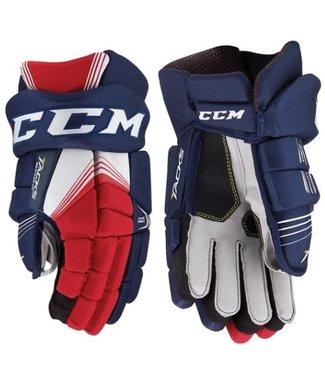 CCM Hockey - Canada HG5092 TAC JR GLOVES CCM       JR    NVRW