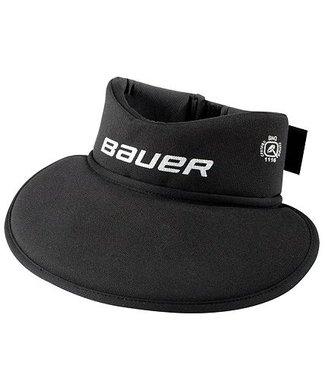 Bauer Hockey - Canada NG NLP8 CORE NECK GUARD BIB SR - BLK BLK