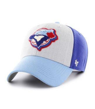 7HATUFT 47 MLB Tuft Cooperstown Blue Jays MVP Cap
