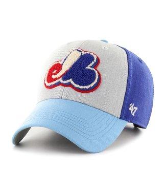 7HATUFT 47 MLB Tuft Cooperstown Montreal Expos MVP Cap
