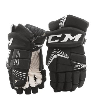 CCM Hockey - Canada HFSPTK Tacks Yth Gloves 08 Black
