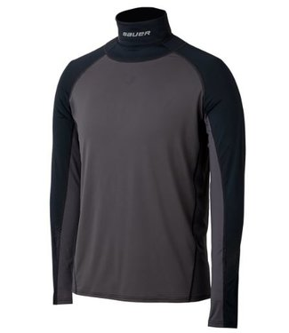 Bauer Hockey - Canada S19 Long Sleeve NeckProtect Top