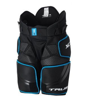 True Hockey S19 True XC9 Girdle with Shell Black JR