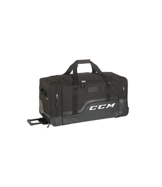 "CCM Hockey - Canada EBP280 CCM Player Deluxe Wheeled Bag 33"" BLK/RED"