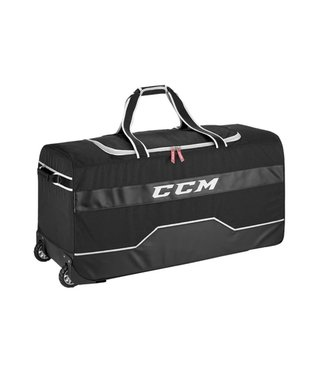 "CCM Hockey - Canada CCM 370 WHEELED PLAYER CORE CARRY BAG 33"" Black 33WH"
