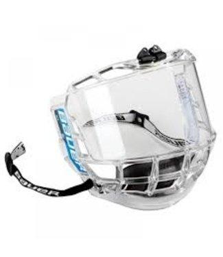 Bauer Hockey - Canada BAUER CONCEPT 3 JR FULL VISOR CLR