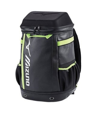 MIZUNO PRO BATPACK G2 BLACK - OPTIC / SULPHUR  ADULT UNISEX