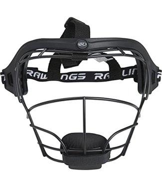 RSBFMJ Softball Fielders Mask Jr Black