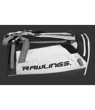 "R606  Rawlings Hybrid Backpack/Duffel - 25""H x 10.5""W x 11""D White"