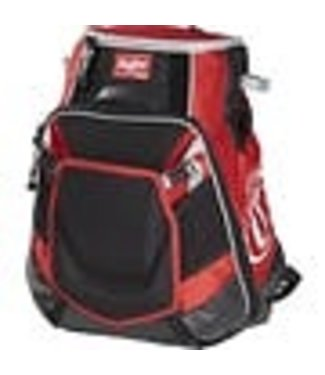 Velo Backpack Scarlet