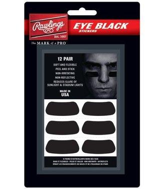 EB12 Rawlings Eye Black Stickers