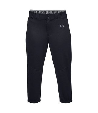 UA Womens Softball Cropped Pant