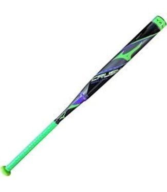 "B19 Crush 13 26"" End Load (USSSA) - Charcoal/Neon Green"