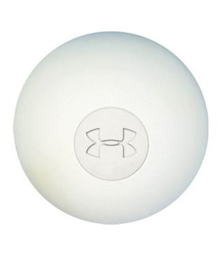 UA Lacrosse Ball NFHS/NCAA MEETS NOCSAE-WHITE